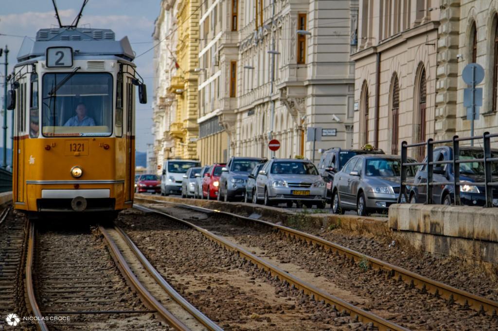 Tramway de Budapest